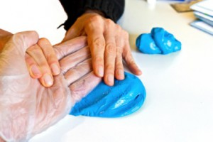 occupational therapy for a broken finger